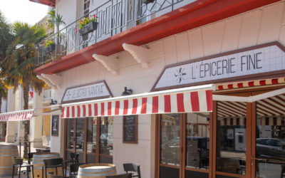 Une épicerie fine, un bistro, les Landes et le Pays basque…